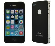 Apple iPhone 4 8GB Black Straight Talk Smartphone Clean ESN