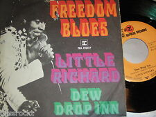 "7"" - Little Richard / Freedom Blues & Dew droop inn - 1970 # 51"