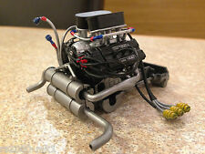 1/18 SUNSTAR METRO 6R4 ENGINE MODIFIED TUNING UMBAU GARAGE WORKSHOP DIORAMA