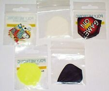 5 SETS OF ASSORTED POLY METRONIC DART FLIGHTS