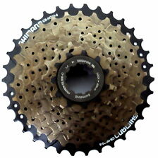SHIMANO CS-HG20-9 Cassette 9 Speed, 11-34T, Z00