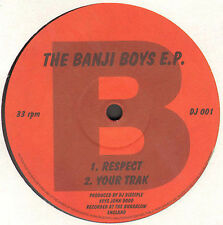 DJ DISCIPLE - The Banji Jungen EP - 1994 Not On Label Usa - DJ 001