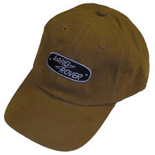 Land Rover series embroidered hat