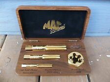 MAC Tools 1996 Limited Edition Tap & Die 24K Gold Plated U.S.A