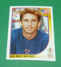 N°293 JOE-MAX MOORE USA PANINI FOOTBALL JAPAN KOREA 2002 COUPE MONDE FIFA