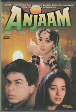 Anjaam - shah rukh Khan  [Dvd] 1st Edition Video Sound    Released