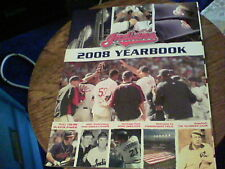 2008 Cleveland Indians Official Team Yearbook s8