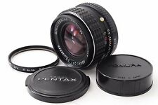 Pentax SMC PENTAX 30mm f/2.8 Wide Angle lens K mount w/filter Exc+ from Japan