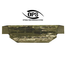 OPS/UR-TACTICAL BELT MOUNT MOLLE PANEL IN A-TACS IX