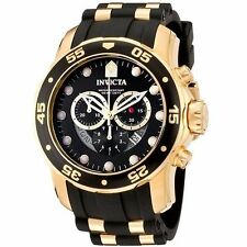 MEN'S 698 INVICTA PRO DIVER COLLECTION CHRONOGRAPH 21-JEWEL WATCH NEW GENUINE