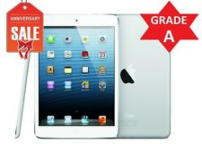 Apple iPad mini 1st Generation 64GB, Wi-Fi, 7.9in - White & Silver - GRADE