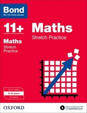 Bond 11+: Maths: Stretch Papers: 9-10 years (Paperback), 9780192742100, Down, F.