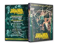 Official Shimmer Women Athletes Volume 75 Female Wrestling Event DVD