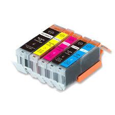 5 PK Compatible Inkjet Set for Canon 250 251 Pixma MG5420 MG5500 MG5600 MG6600