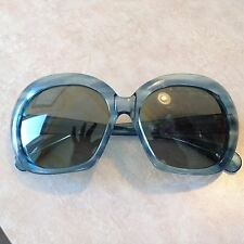 Vintage Ray Ban Sunglasses DENBY Blue Marbled Great Cond Bausch & Lomb USA RETRO