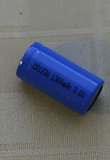 10 piece CR123A 123A DL123A LM123A 123 Heavy duty Bulk 3V Lithium battery