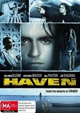 Haven [DVD], LIKE NEW, Region 4, Next Day Postage..5805