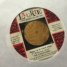 The Casualeers When I'm In Your Arms / Come Back To My Arms Promo Northern Soul