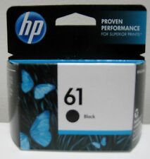 HP 61 (CH561WN) GENUINE BLACK INK CARTRIDGE, NEW IN BOX