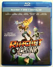 RATCHET & CLANK BLU RAY 1 DISC ONLY FREE WORLD WIDE SHIPPING BUY IT NOW FUNNY