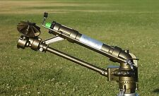 "NEW YUZAUK JET 35T 2"" CLEAN/DIRTY WATER GEAR DRIVE RAIN GUN BEAUTIFUL COVERAGE!"