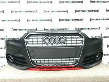 AUDI A1 2010-2014 3 AND 5 DOOR FRONT BUMPER COMPLETE NON S LINE [A230]