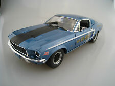 "1968 Ford Mustang 2+2 Mach ""Jimbo 's pure Oil"" * Limited * Greenlight * 1:18"