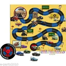 DISNEY PIXAR CARS PARTY GAME ~ Birthday Supplies Decorations Activity Board