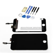 Black For iPod iTouch4 4th LCD Display & Touch Screen Digitizer Replacement UK