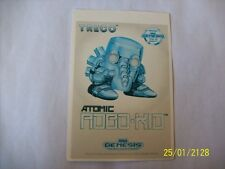 ATOMIC ROBO-KID Genesis Vidpro Card