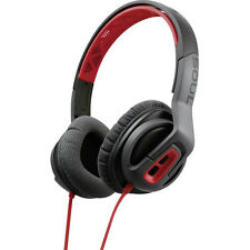 SOUL Transform Fire Red Headphones ~UK Seller