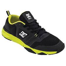 DC Unilite Flex Trainer - Black / Fluro Yellow Size UK 8