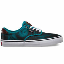 Vans Chima Ferguson Pro (Cyclone) Teal UltraCush Men's Skate Shoes SIZE 11