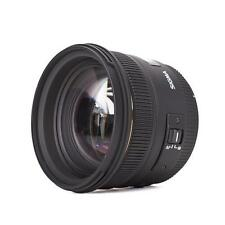 Sigma 50 mm f1.4 EX DG HSM 50mm Obiettivo lunghezza focale fissa per Canon