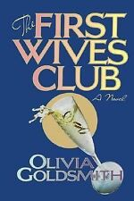 The First Wives Club by Olivia Goldsmith (1992, Hardcover) New with Jacket
