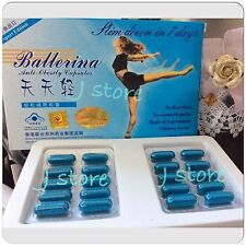 1 New Ballerina Slimmer & Finer Skin  Slimming  Capsule Weight Loss Diet Pills
