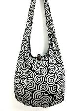 COOL! UNISEX SHOULDER BAG CROSSBODY HOBO YAAM HIPPIE SLING MONK THAI FREE SCHOOL