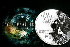 "THE ARCANE ORDER ""Machinery Of Oblivion"" Promo-CD 2006, Melodic Death Metal, neu"