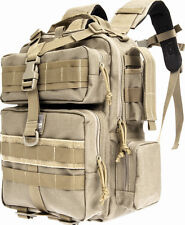"Maxpedition MX529K Typhoon EDC Backpack Khaki Overall Size 12"" x 14.5"" x 12"""