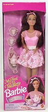MY FIRST TEA PARTY BARBIE HISPANIC NRFB