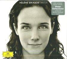 GRIMAUD HELENE WATER CD DIGIPACK NUOVO SIGILLATO !!
