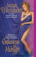 Confessions at Midnight (Mayhem in Mayfair, Book 2)
