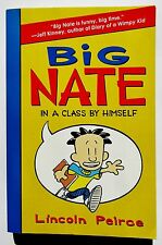 PAPERBACK CHAPTER BOOK BIG NATE: IN A CLASS BY HIMSELF BY LINCOLN PIERCE 1ST EDN