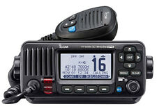 ICOM Vhf Seefunk dispositivo ic-m423g, impermeabile, GPS integrato, NMEA-Interface