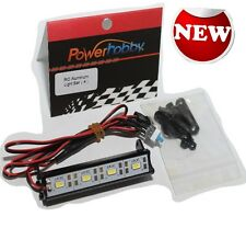 Powerhobby 4 LED 70mm RC Aluminum Light Bar Kit Traxxas Stampede Jato Rustler