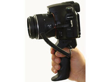 JJC Handheld Pistol Grip Tripod + Remote Control For Panasonic Digital camera