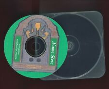 DEAN MARTIN & JERRY LEWIS SHOW 80 OTR Old Time Radio Comedy mp3 CD + soft case