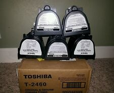 Toshiba toner cartridge OEM T2460 Sealed Brand New Original from manufacturer