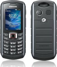 New Condition Samsung Solid Immerse GT-B2710 - Noir Black Unlocked  Mobile Phone
