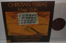 SMSA 2785 Immortal Melodies Christian Ferras Magic Violin